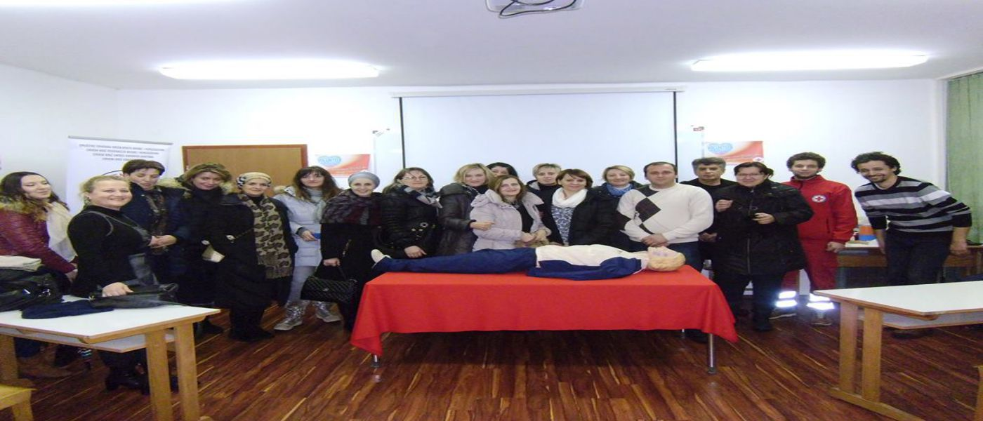 Radionice iz prve pomoći