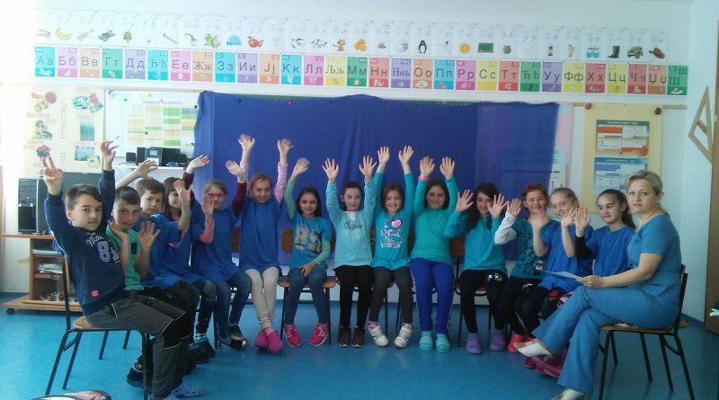 Svjetski dan autizma obilježili i naši učenici
