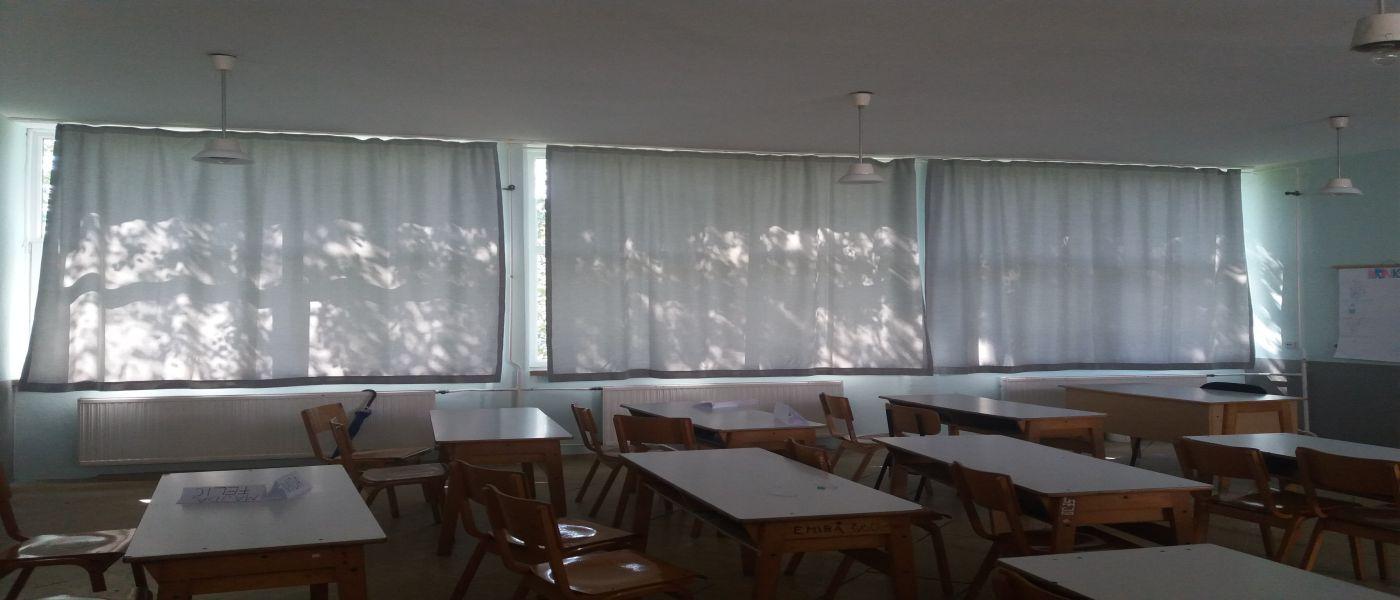 Zastori/paravani u učionicama